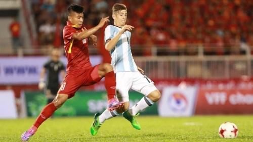 越南U20男足前往韩国开始2017年U20世界杯之旅 hinh anh 1