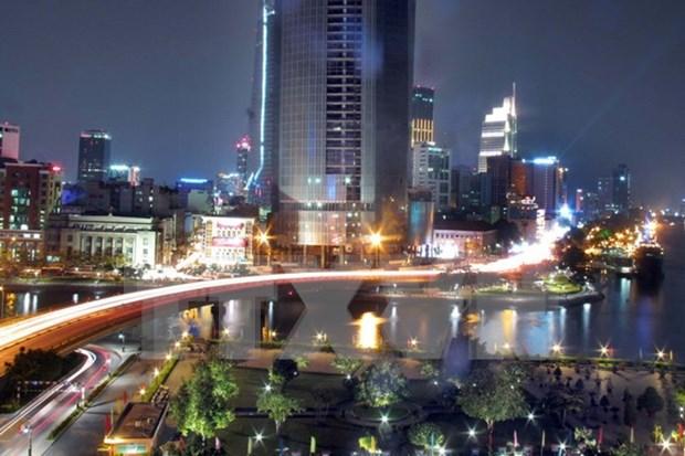 胡志明市与中国香港加强基础设施领域合作 hinh anh 1