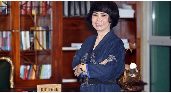 2017年全球妇女峰会:越南代表在一场讨论会上发言 hinh anh 1