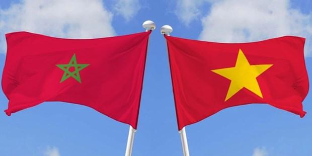 范平明副总理会见摩洛哥驻越大使 hinh anh 1