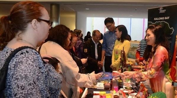 越南参加在美国纽约举行的亚太遗产月活动 hinh anh 1