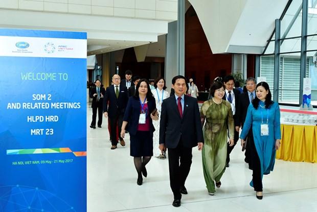 2017年APEC会议:为城镇化可持续发展注入新动力 hinh anh 1