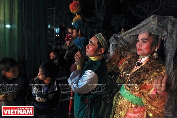 北江省土河村业余从剧 hinh anh 11