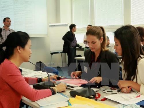 越南企业努力在捷克市场寻找商机 hinh anh 1