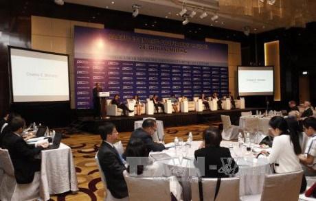 面向2020年和未来的APEC合作多边对话今日举行 hinh anh 1