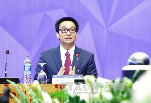 武德儋副总理在数字时代中人力资源开发高级别政策对话发言 hinh anh 1