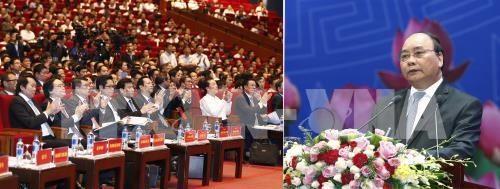 阮春福总理:营造便利化的营商环境 鼓励投资 hinh anh 1