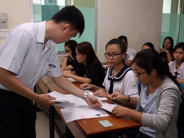 世行出资1.55亿美元助越南发展大学教育 hinh anh 1