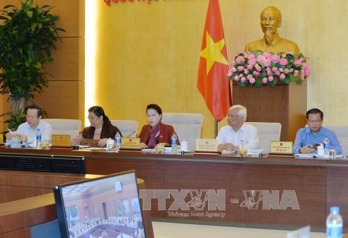 越南第十四届国会第三次会议准备工作基本就绪 hinh anh 1