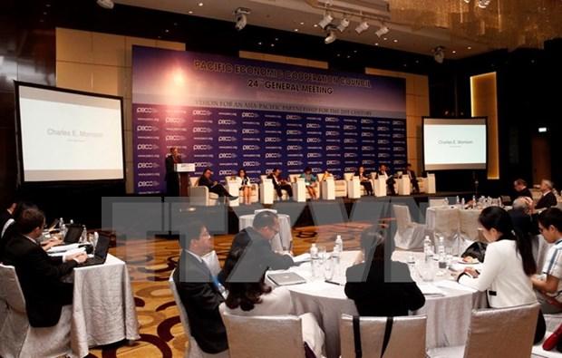 2017年APEC会议:APEC应在贸易自由化方面起到带头作用 hinh anh 1