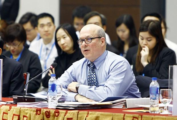 2017年亚太经合组织第二次高官会继续讨论各重要议题 hinh anh 1