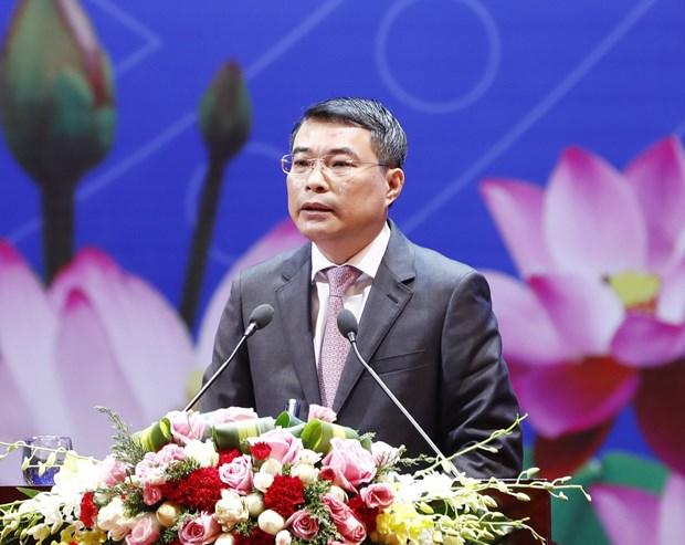 2017年越南政府总理与企业会议:越盾贷款年均利率仅处于6%至11%水平 hinh anh 1