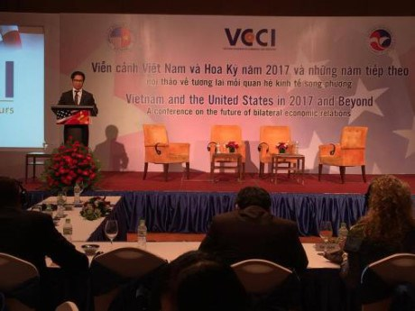 美国公司集团为越南经济发展做出巨大贡献 hinh anh 1