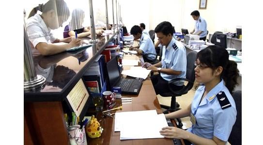 越南出口货物通关时间将缩短至70小时 hinh anh 1