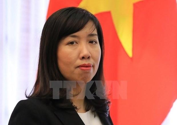 越南支持促进对话维护朝鲜半岛和平与稳定局势 hinh anh 1