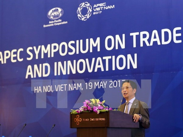 2017年APEC会议:依靠创新驱动经济增长 hinh anh 1