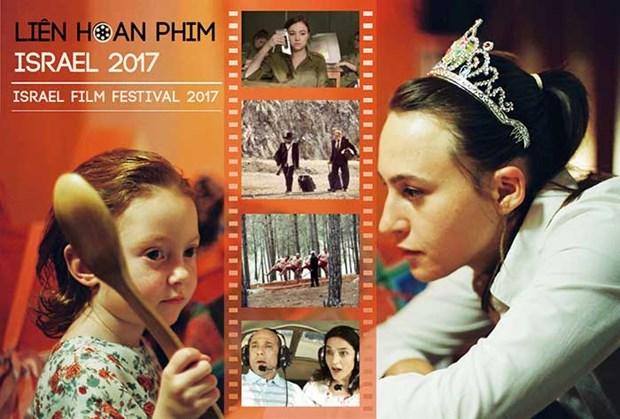 2017年以色列电影节在岘港市开幕 hinh anh 1