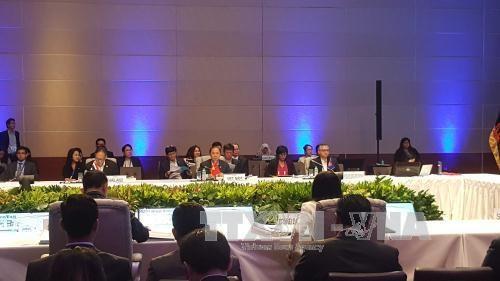 东盟高官会在菲律宾举行 讨论落实第30届东盟峰会共识的措施 hinh anh 2