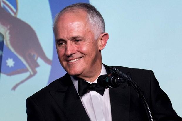 澳大利亚总理特恩布尔将在第16届香格里拉对话会上发表主旨演讲 hinh anh 1