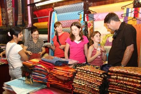 万福丝绸纺织村——千年传统 hinh anh 1
