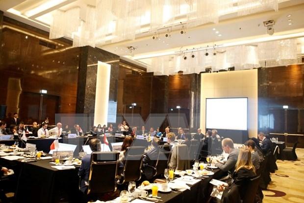 2017年APEC会议:为促进创新营造良好环境 hinh anh 1