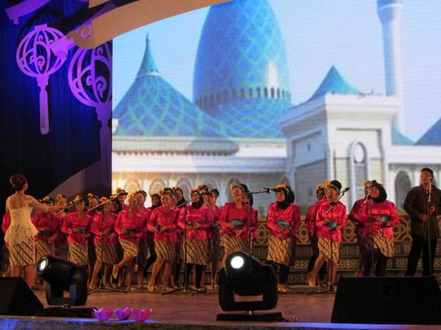 第五次越南会安国际合唱比赛举行在即 hinh anh 1