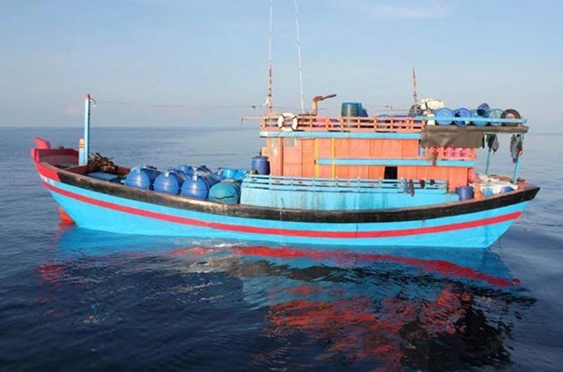 越南驻马大使馆同马方联系 证实越南渔民被马方扣押的信息 hinh anh 1