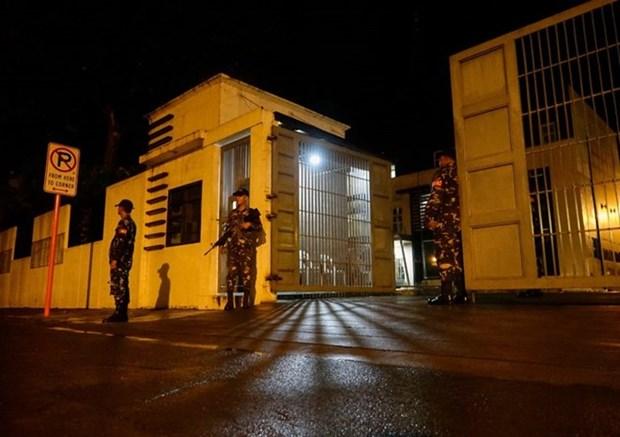 菲总统杜特尔特宣布在菲南部棉兰老岛实施戒严的时间可能延长一年 hinh anh 1