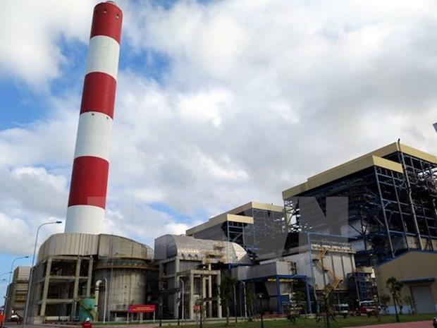 越南太平一号热电厂一号发电机组正式投入运营 hinh anh 1