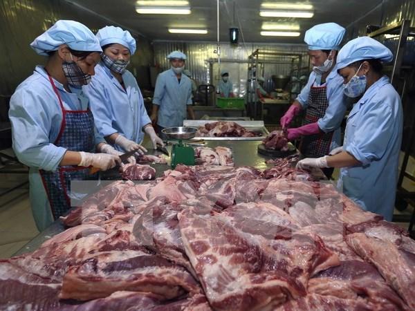 越南与丹麦分享食品安全管理经验 hinh anh 1
