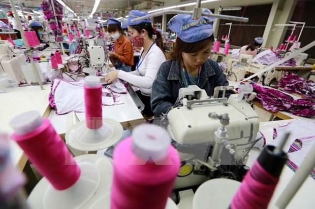 第四次工业革命:越南纺织服装业的新机遇 hinh anh 1