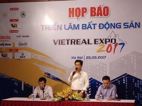 2017年越南房地产博览会将于今年6月初举行 hinh anh 1