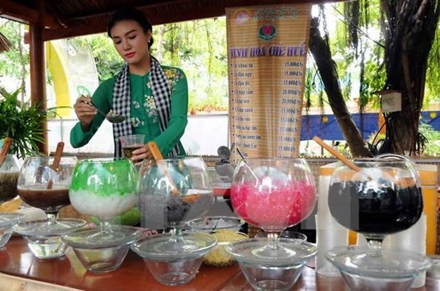 2017年第七次越南南方饮食节在胡志明市举行 hinh anh 1