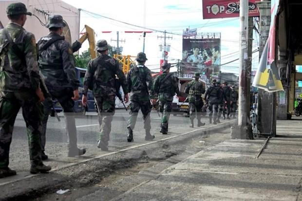 菲律宾总统拟实施全国军管 严厉打击穆斯林恐怖分子 hinh anh 1