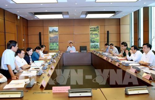 越南第十四届国会第三次会议:保持经济增速 营造稳定环境 hinh anh 1