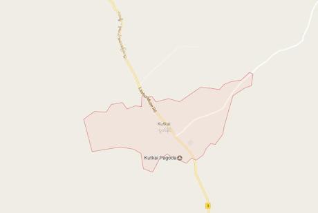 缅甸北部一座桥梁遭炸弹攻击 hinh anh 1