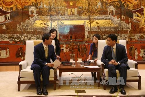 河内市承诺为韩国投资商创造有利条件 hinh anh 2
