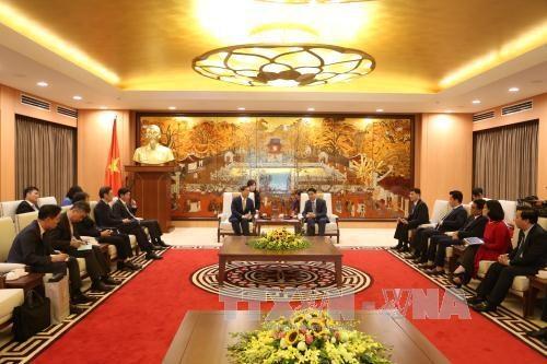河内市承诺为韩国投资商创造有利条件 hinh anh 3