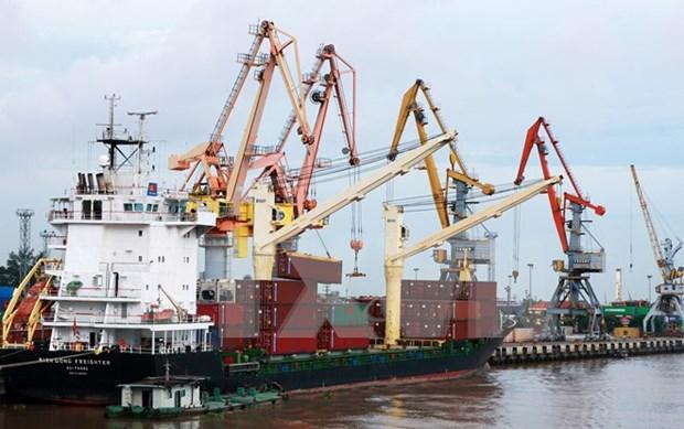 老挝推进落实关于越老国际港口项目的协议 hinh anh 1