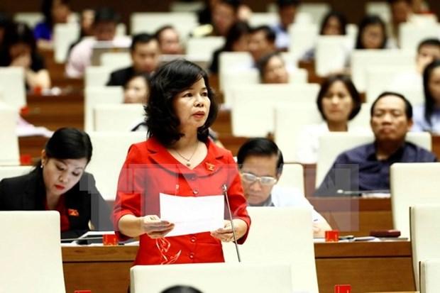 越南第十四届国会第三次会议发表第四号公报 hinh anh 1