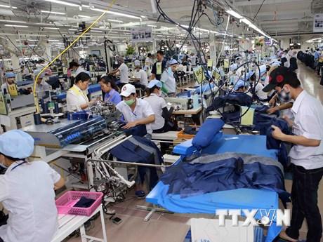 越南纺织服装产业努力实现原材料供应来源多样化 hinh anh 1