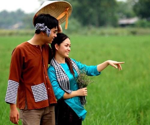 越南京族妇女的传统服装 hinh anh 3