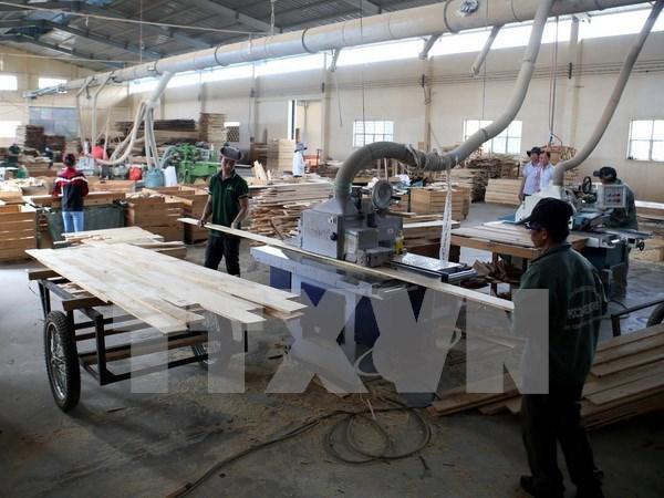 胡志明市工业生产指数增长近7.3% hinh anh 1