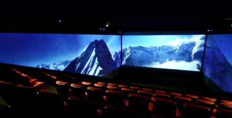 越南首家ScreenX影厅全新启幕 hinh anh 1