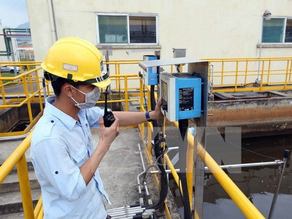 密切监测Formosa一号高炉的试运行情况 hinh anh 1