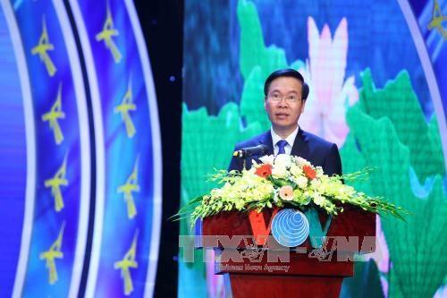 第三届越南全国对外新闻奖:对外宣传工作的效果显著提高 hinh anh 4