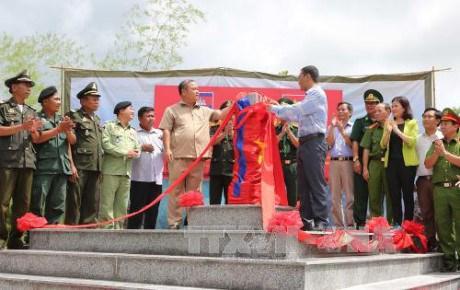 越南与柬埔寨友好合作关系的重要里程碑 hinh anh 1