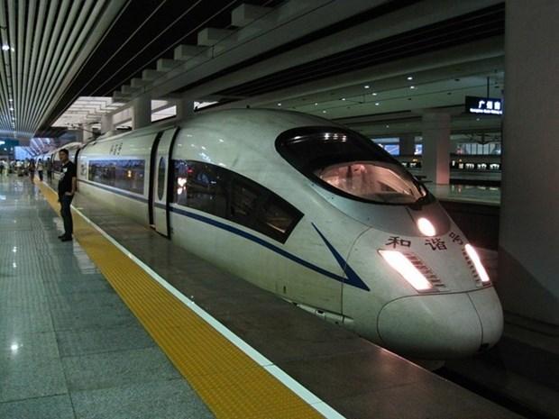 泰国与日本签署协议 促进高铁等领域合作 hinh anh 1
