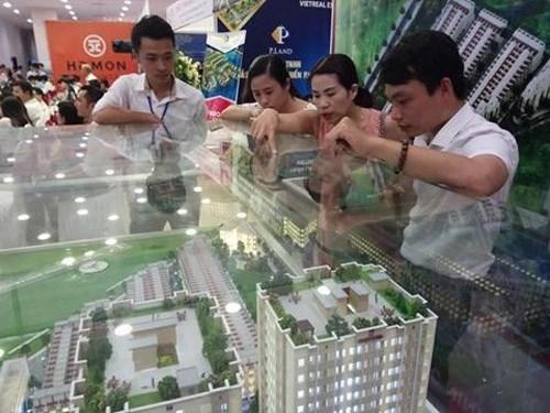2017年越南房地产博览会正式开幕 hinh anh 1