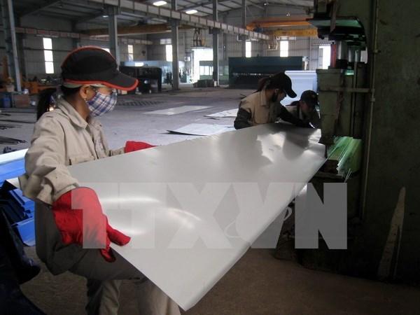 越南正式对进口彩钢实行关税配额管理 hinh anh 1